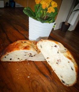 Tradiční velikonoční pečivo - mazanec, Pleva