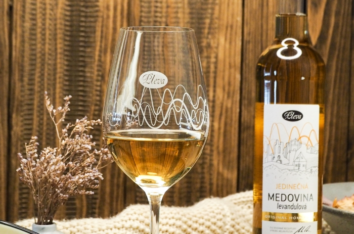 Levandulová medovina, výroba medoviny za studena, Pleva