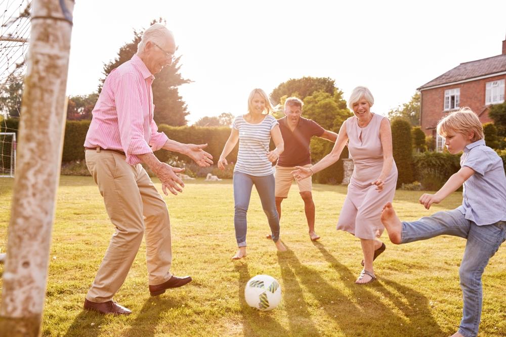 pohybem ke zdraví a silné imunitě