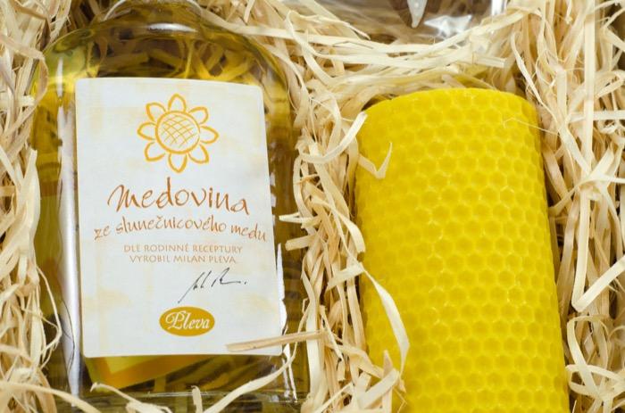 slunečnicová medovina