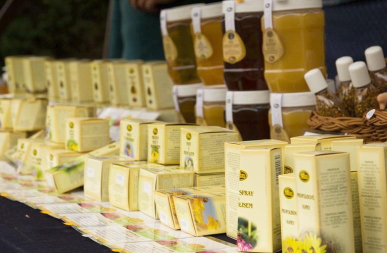 Výrobky z medu, produkty Pleva