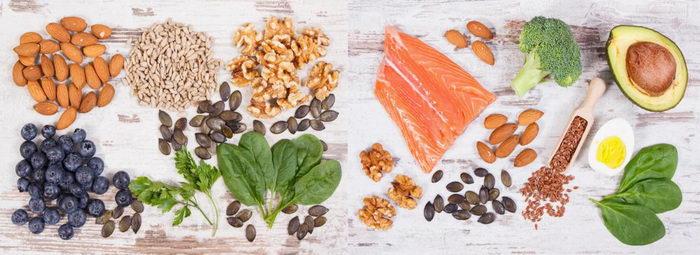 stravování pro zdravé oči