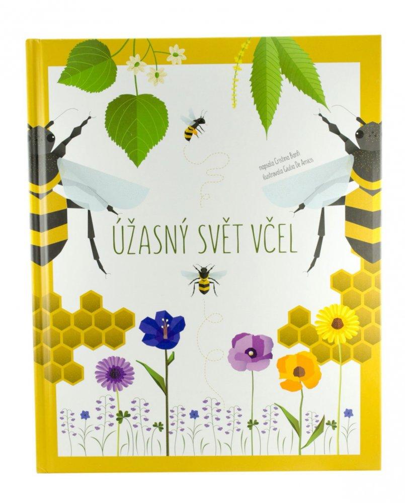 Pleva - Dětská kniha Úžasný svět včel