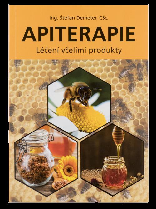 Apiterapie lečení včelími produkty