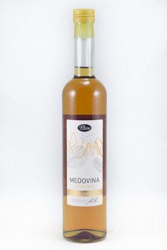 medovina z lesního medu, medové víno, pleva