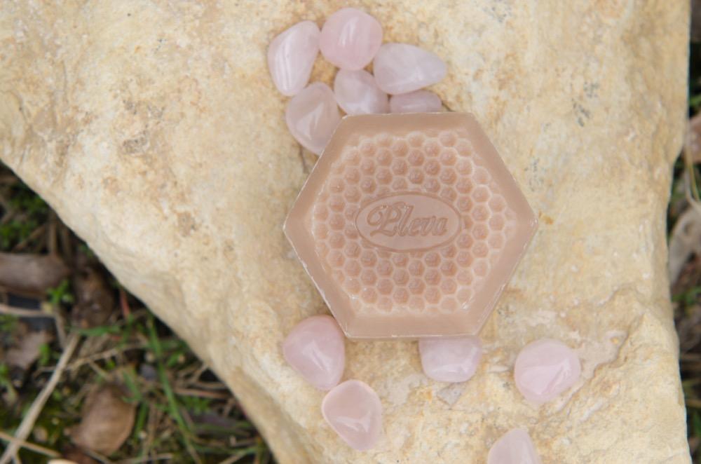 Mýdlo které překvapí Pleva
