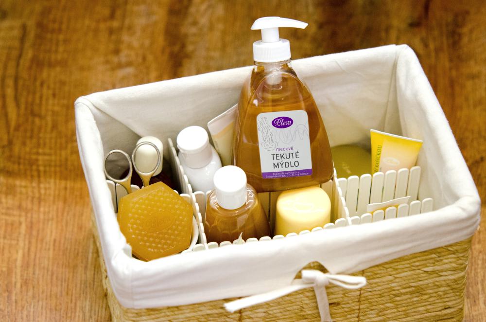 Liquid soap for hands, Pleva