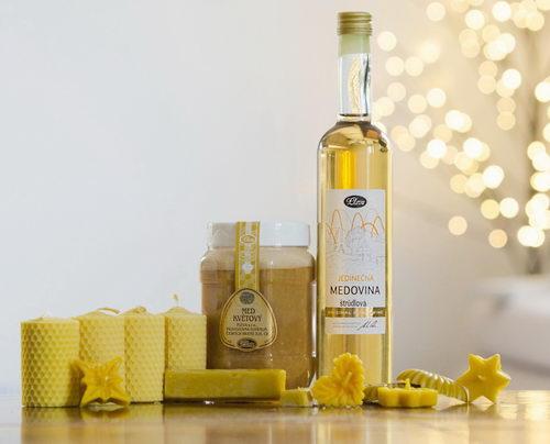 Vánoční tvoření s příchutí medoviny, pleva
