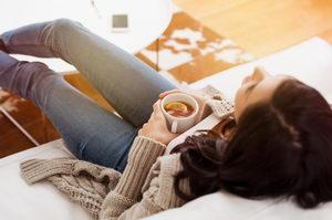 jak si odpočinout