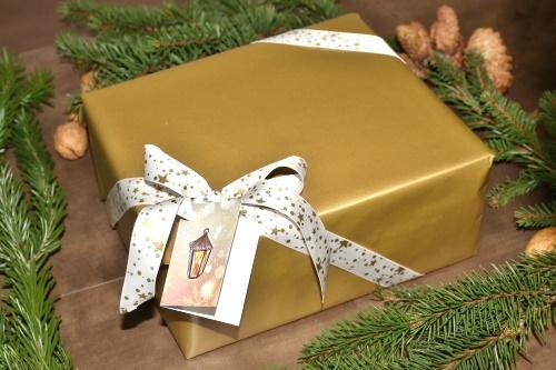 Jmenovky na vánoční dárky, Hana Foff Plevová