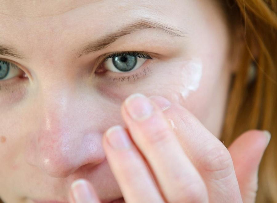 péče o pleť, oční krém