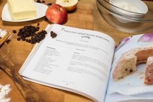 medové recepty, recepty s medem, kuchařka