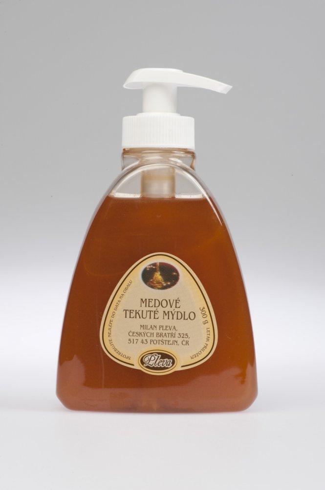 Medové tekuté mýdlo