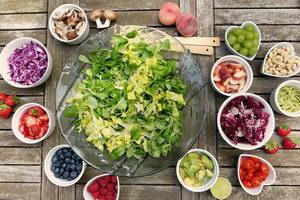 posílení imunity, správná zdravá strava