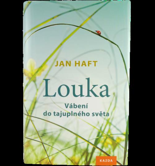vánoční dárek, kniha Louka, Jan Haft