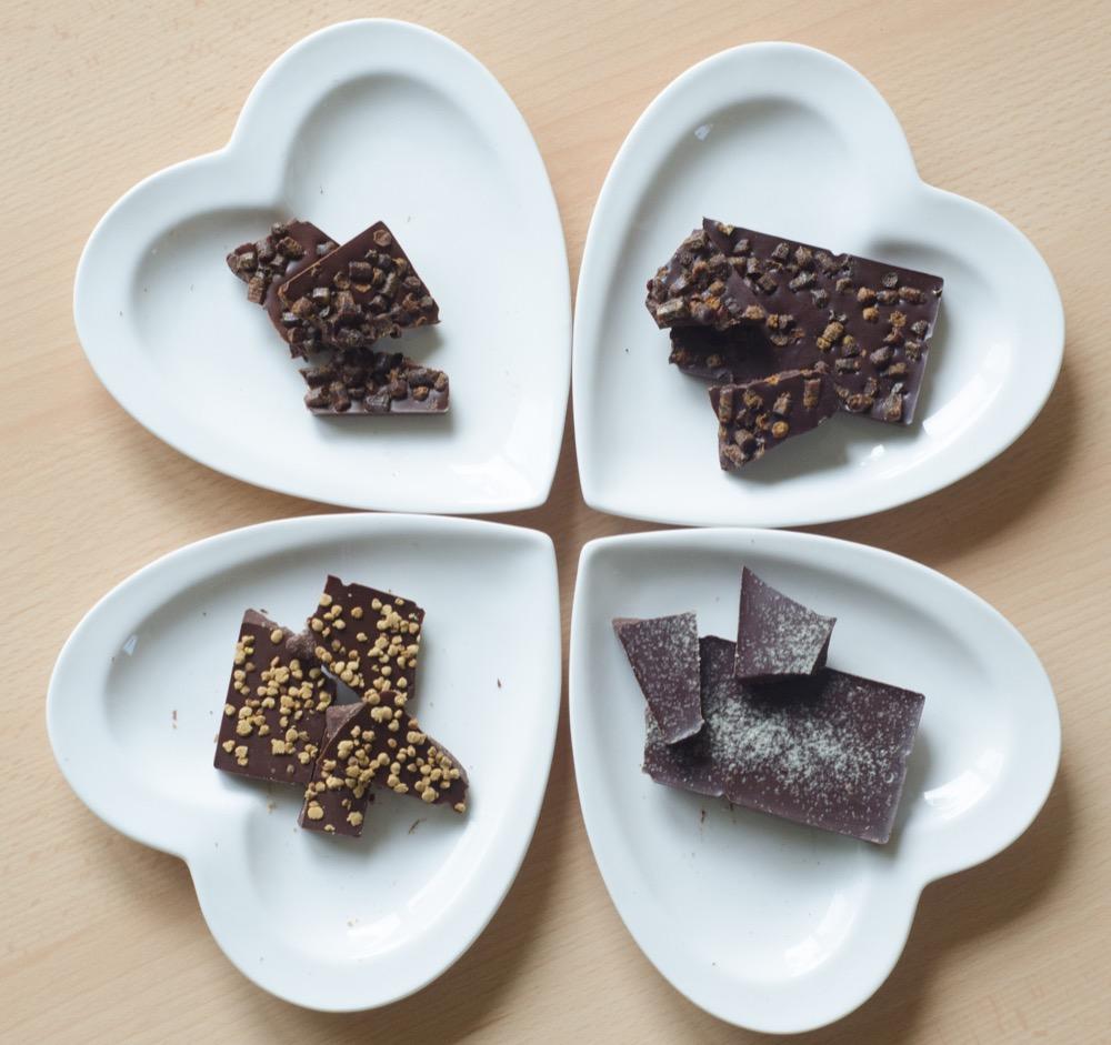 Čokolády Pleva