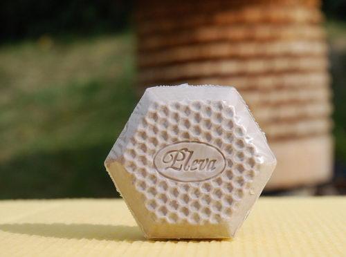 Mýdlo s propolisem - pleva