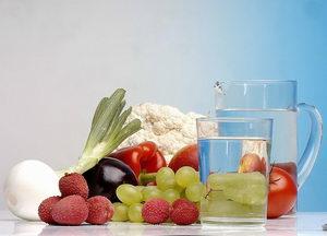 Očista pleti, stravování, výživa - Pleva
