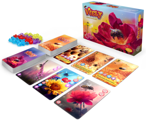 desková hra Včely: Medové království, pleva