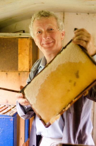 Milan Pleva včelař