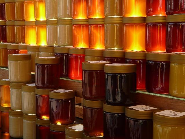 Medy na medovou masáž
