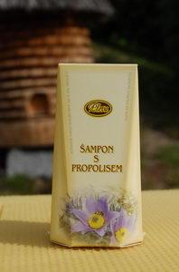 Šampon s propolisem - Pleva