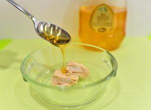 pleťová maska z droždí a medu