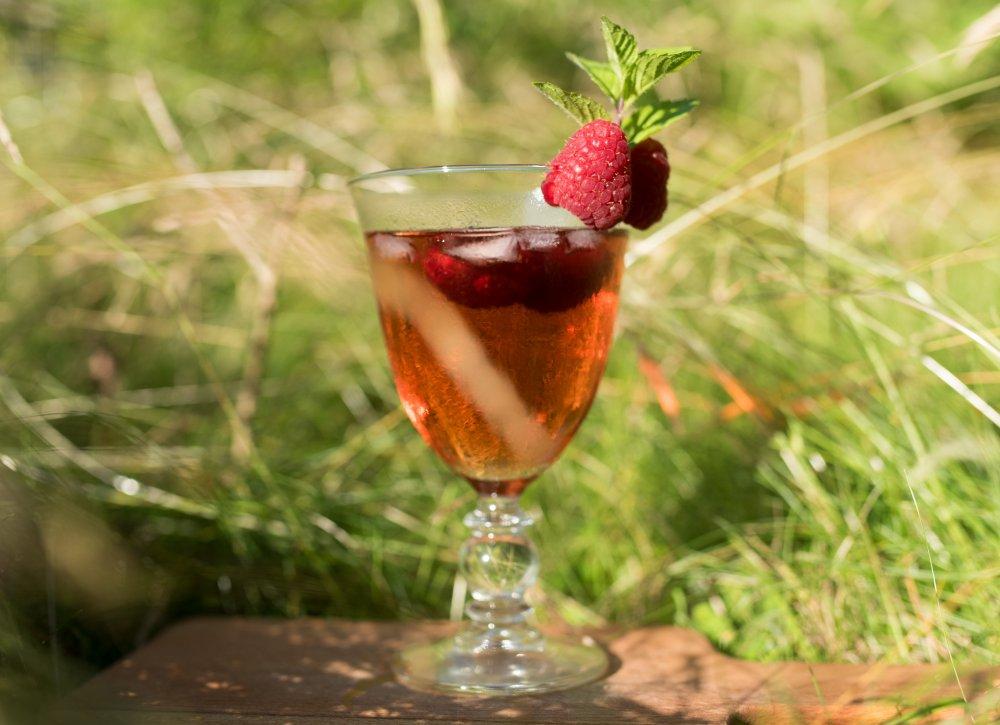 Letní drinky z medoviny