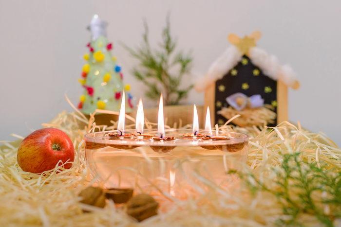 Vánoční zvyk, pouštění lodiček