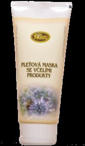 Pleťová maska se včelími produkty - Pleva