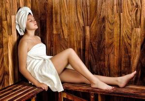 očista pokožky, detoxikace, sauna - Pleva