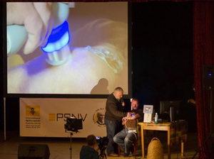 Mezinárodní apiterapeutická konference Kdyně,Využití včelí měli v apiterapii, Alexandr Barkov, dipl. apiterapeut