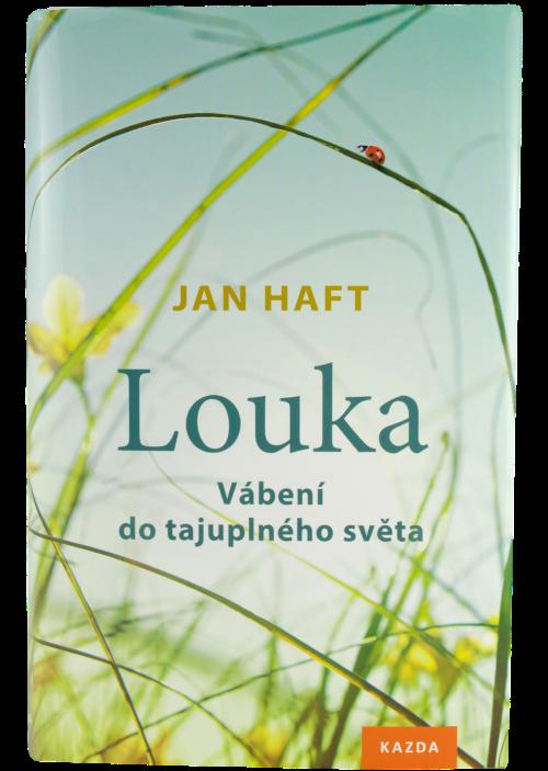 Kniha Louka, vábení do tajuplného světa