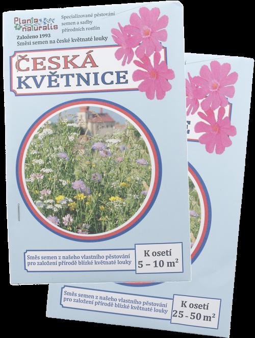 Osivo Česká květnice - luční trvalky