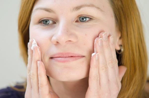 obličejová masáž návod