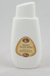 Medové tělové mléko - Pleva