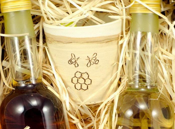 Luxusní medoviny Jin - jang, pleva