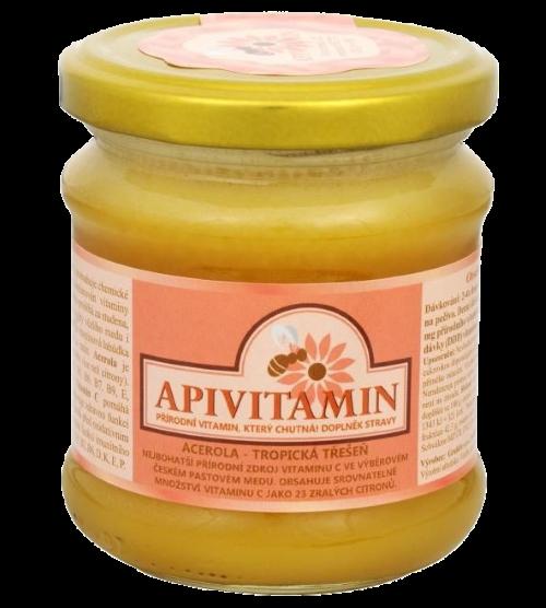 Apivitamin - med s acerolou pana Grulicha