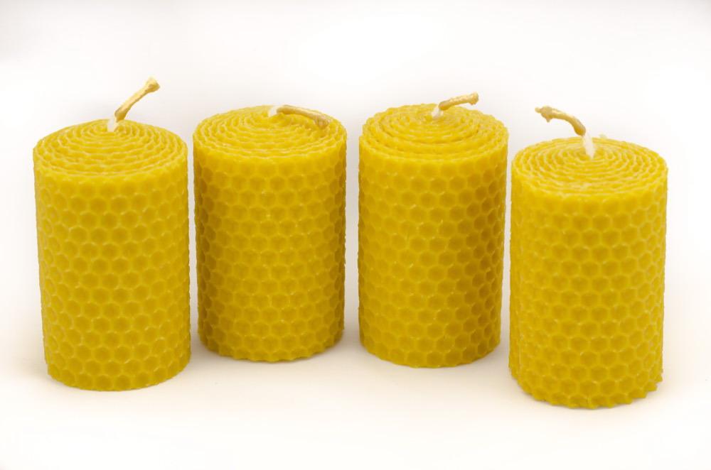 Panenský včelí vosk na různé použití Pleva