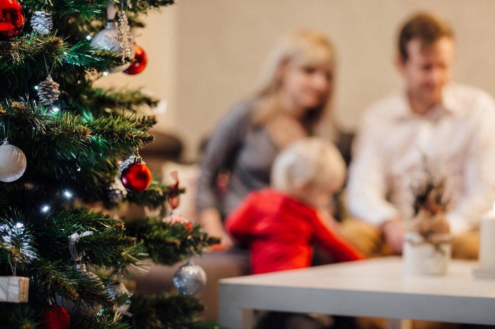 Zvyky a tradice Štědrého dne, vánoční stromeček