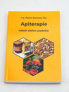Kniha Apiterapie léčení včelími produkty, Ing. Štefan Demeter