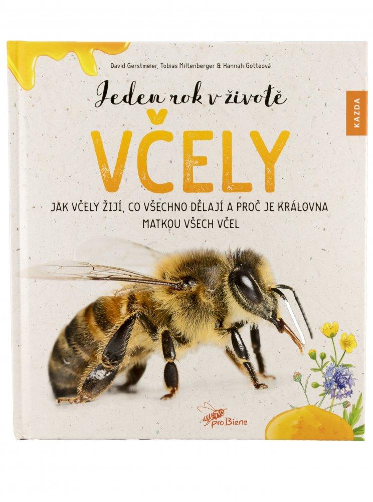 Pleva - Dětská kniha Jeden rok v životě včely