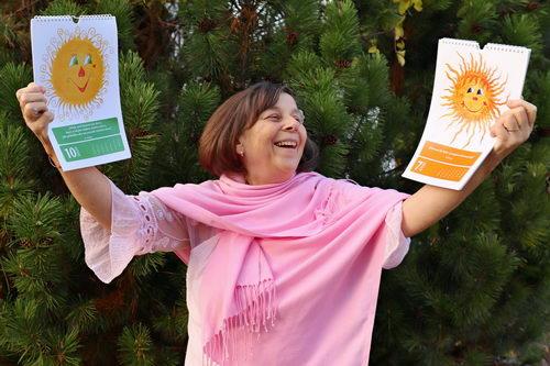Hana Plevová, Kalendář sluníčka 2020, Úsměv pro každého