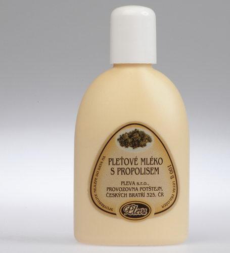 Pleťové mléko s propolisem - Pleva