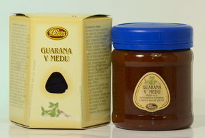 guarana v medu, recepty s guaranou