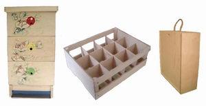 AVOS dárkové krabice ze dřeva