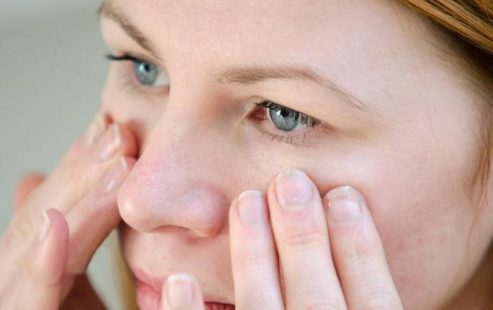 přírodní Medový oční krém