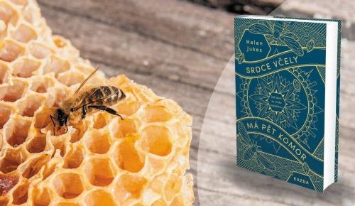 Kniha Srdce včely má pět komor, Helen Jukes, pleva
