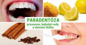 Paradentóza: příznaky, prevence, domácí léčba i babské rady, pleva