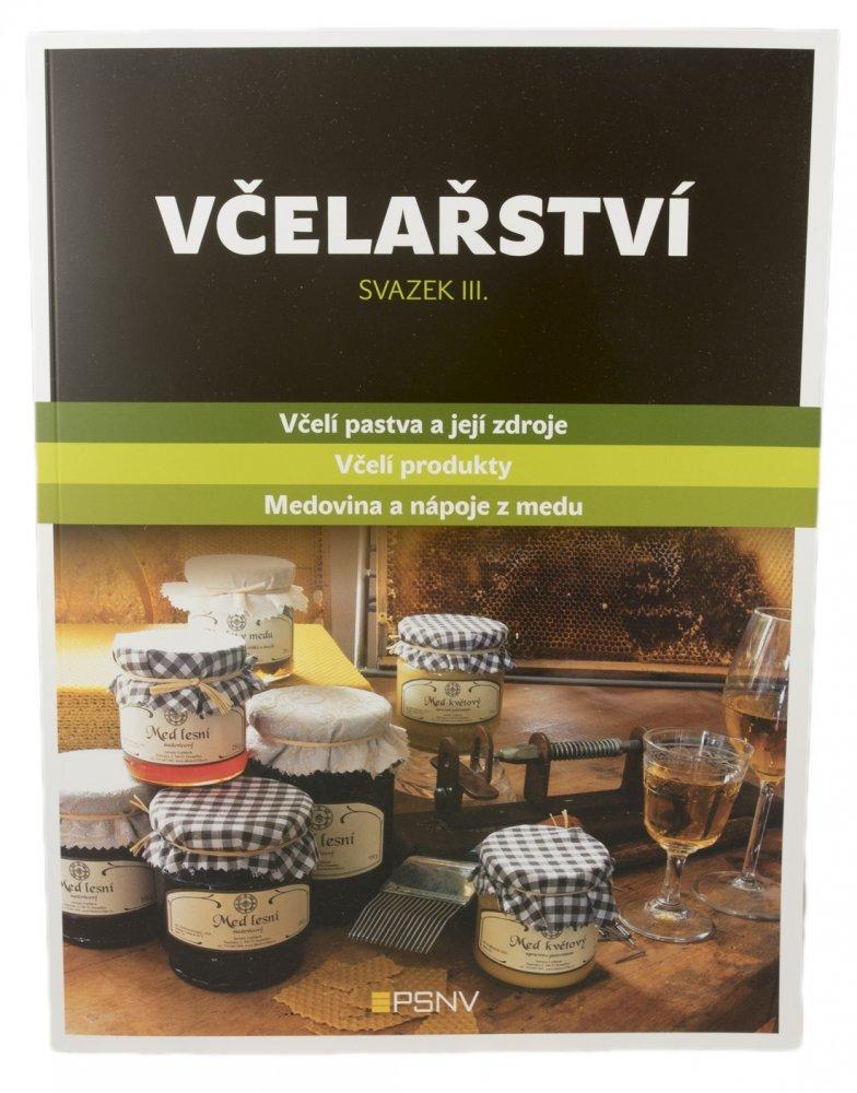 Pleva - Kniha Včelařství - svazek III., kolektiv autorů